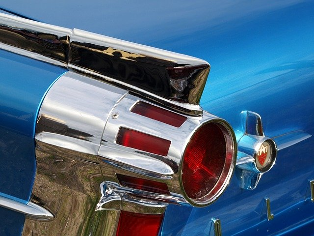 Oldsmobile tail light